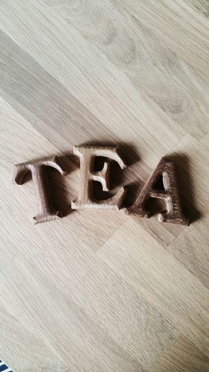 Always TEA.
