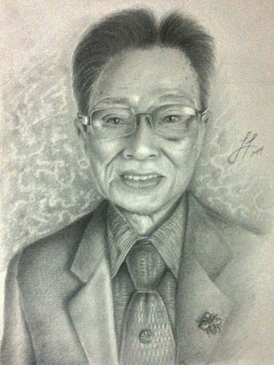 Realism Portrait Drawing Art Artsy Gallery ArtWork Graphite Drawing Art Gallery