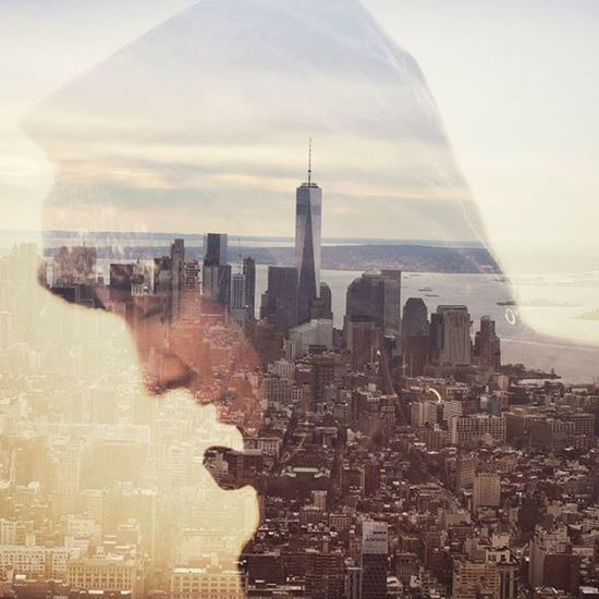 Playing around with Double Exposure. So much fun! 😊📷 Picmonkey Doubleexposure Photography Digitalart  NYC Choosetravel Earthseekers