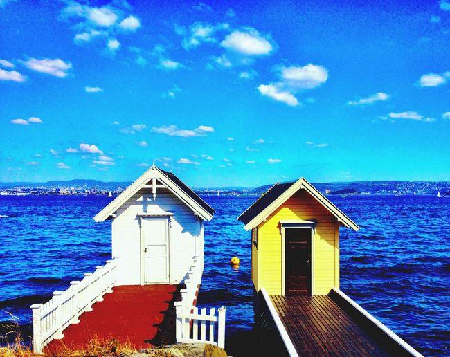 Norway Bathhouse Anjakdesign
