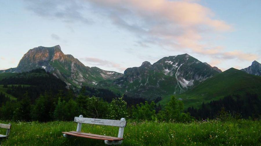 Switzerland Mountain Nature Sky Beauty In Nature No People Switzerlandmountains