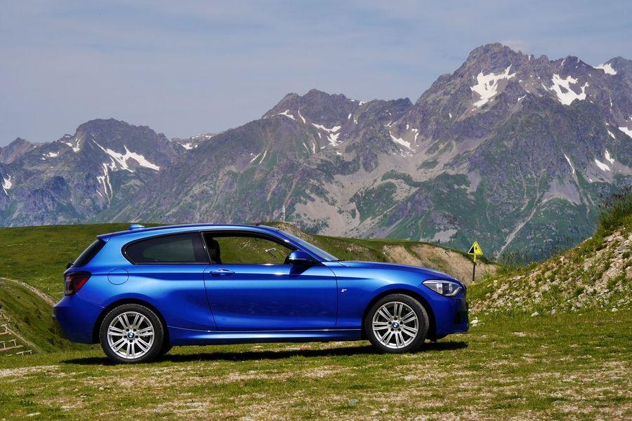 Blue dream, Bmw I ♥ It Estorilblue Mountainview Car View Series1 Bmw F20 Threedoorcar Hatchback BMWM
