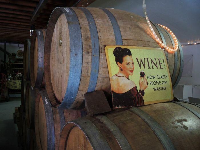 Wine Barrels Barrel Day Lifestyles People Wine Cask Wine Humor Wine Stock Wine Storage Room Wine Vinyard