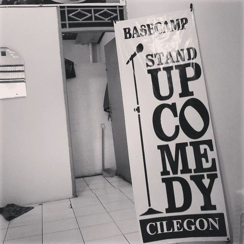 The stall beside my workplace might be really fun place to spend time =D Standupcomedy Cilegon