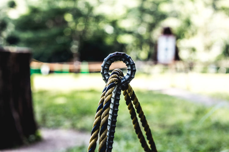 Depth Of Field Enjoying Life Fine Art Photography Circle Ropes Simple Things In Life Fine Art From My Point Of View Getting Inspired Green Greenery Hello World Human Vs Nature Learn & Shoot: Simplicity Nature On Your Doorstep Our Best Pics Park Rope Simple Moment Simplicity Still Life Street Photography Taking Photos The Mix Up Walking Around
