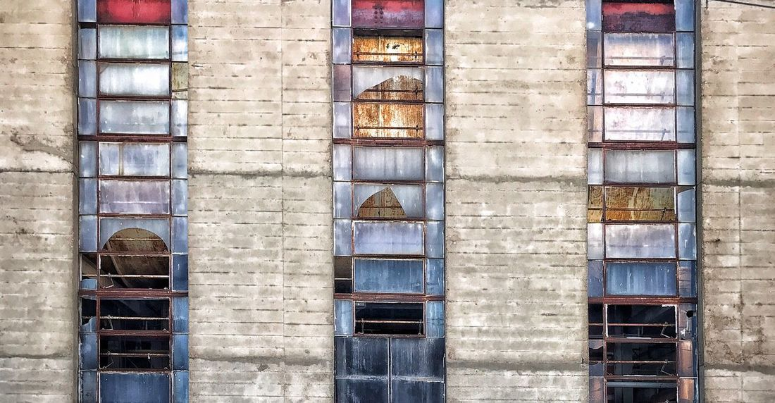 Art Is Everywhere Abandoned Abandoned Buildings Abandoned Places Broken Glass Broken Windows Found Beauty Broken Beauty The Way I See It Tennessee State Prison Rethink Things