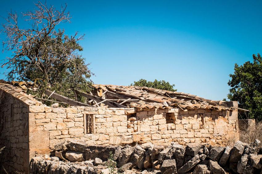Outdoors No People Day Sky Tree Architecture Nature EyeEm Mallorcaisland Mallorcaphotographer Manuelkiese Mallorca (Spain) Santanyi