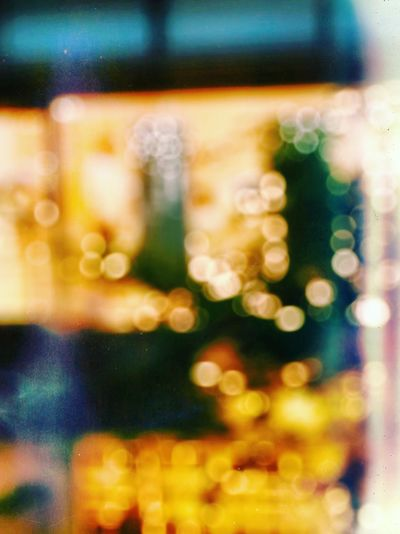 Defocused No People Indoors  Illuminated Night Close-up Holiday Shiny Glass - Material Full Frame Christmas Decoration Multi Colored Backgrounds Celebration Light - Natural Phenomenon Window Glowing Lighting Equipment