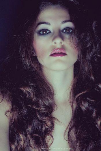 Cirque de Morgue Selfportrait Makeup Relaxing Sexygirl
