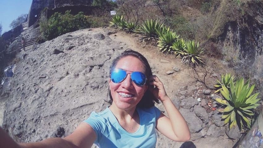 Gracias por tantas bendiciones. God Mountains Mexico Tepoztlan Go Pro Taking Photo