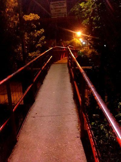 Run Noche Caminovintage Luz.....claridad.....serenidad