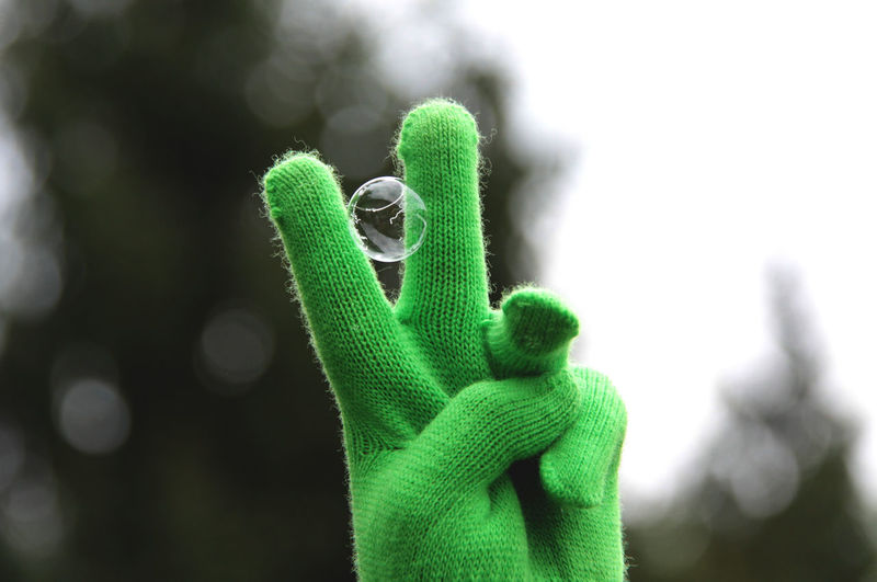 Bubble Green Green Color Peace Telling Stories Differtenly Original Experiences Visual Creativity
