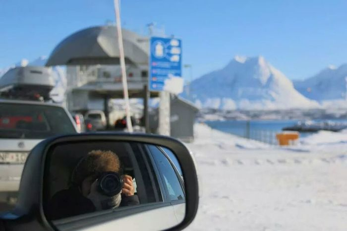 Sailing to Lyngen Norway! On The Road With BlaBlaCar The Explorer - 2014 EyeEm Awards