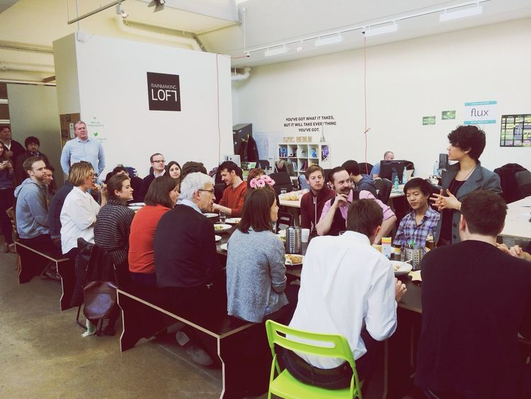 So many new faces this week! Sbcberlin