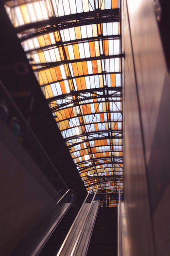 Street Photography Streetphotography Light And Shadow Creative Light And Shadow My City Prague Urban Geometry Train Station