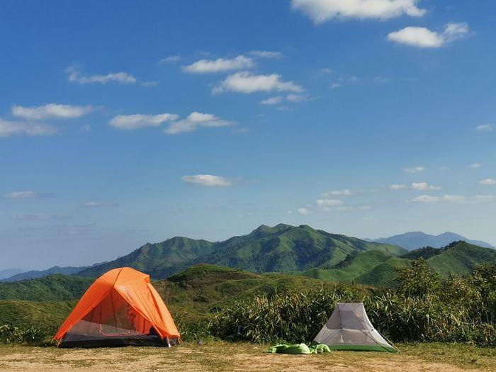 Tent Mountain