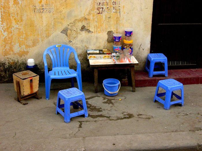 My Blue Chair Vietnam Home Sweet Home Street