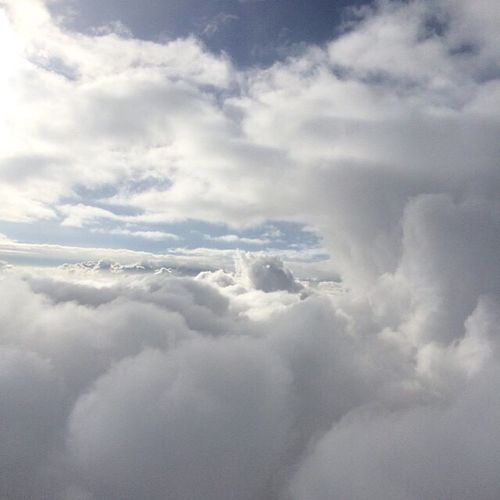 Clouds From An