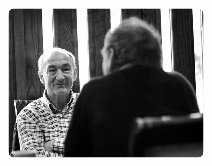 Hanging Out Taking Photos Check This Out Hello World Hi! Relaxing Monotone Fujixt10 Friends Manuallens Rokkor 58mm F1.4 Weddingphotographer Fuji_nordic Taking Photos Fuji Blackandwhite Photography Noir Portraitphotographer Monochrome Bar Dining Pub Portrait
