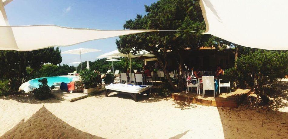 Lunch Beach Formentera Laislabonita Pool Day