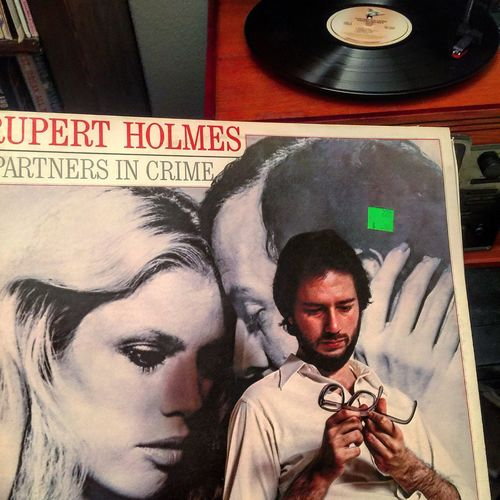Classic vinyl on tonight. Rupert Holmes for your listening pleasure. Check This Out Taking Photos Relaxing Music Vinyl Vinyl Records Rupert Holmes