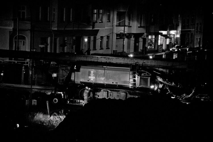 Canonphotography Car City Find The Thief Grain Light And Shadow Monochrome Photography Night No Flash Outdoors Site Transportation