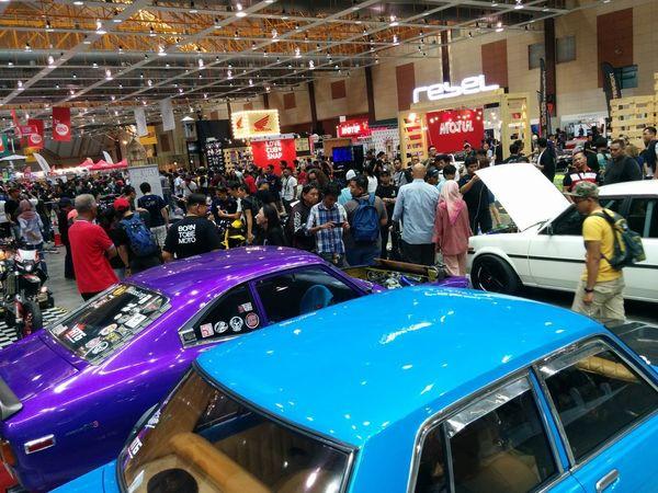Cars Bike Bike Show Car Show Crowd Exibition People Real People
