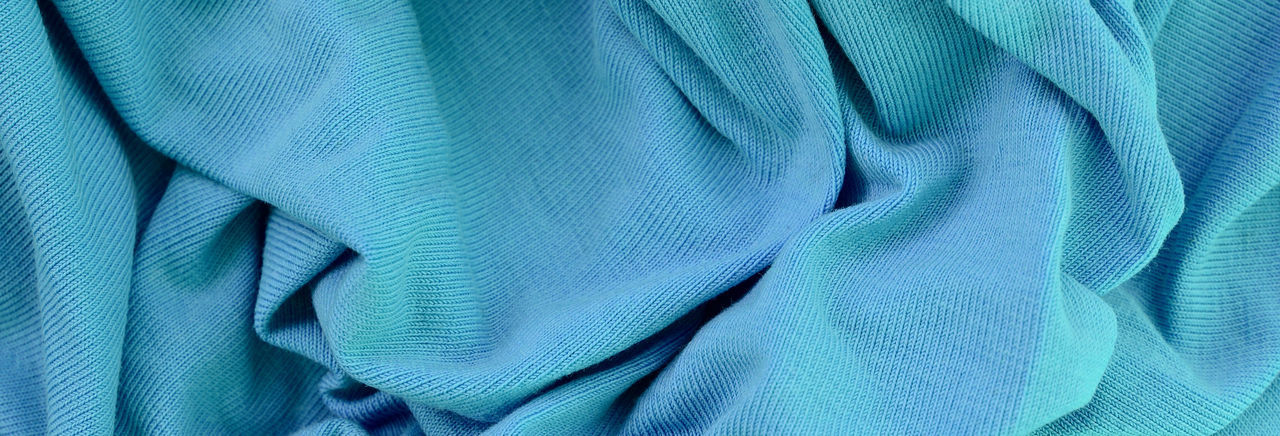 Blue Fabric Texture Shirt Background Soccer Football Sport Textile Cloth Cotton Material Wear Design Abstract Pattern Sports Jersey Fashion Clothing Lime Modern Closeup Wallpaper Colorful Backdrop Detail Textured  Soft Uniform Athletic Thread Basketball Space Beautiful Text Surface Page Full Top Store Color Polyester Decoration Yellow Style Folded POLY Shirting