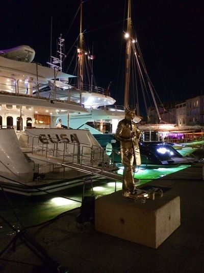 Golden Fresh Air Buying A Yacht Great Atmosphere