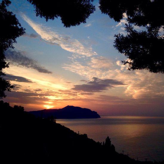 Portofino Morning Sun Relaxing Sea