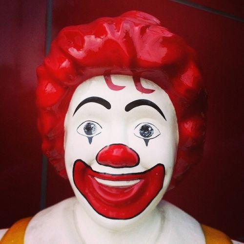 Ronald  McDonald 蓝路路
