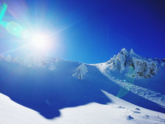 Peak. Snowboarding Mountain Snow Cold Temperature Winter Ski Holiday Clear Sky Sunlight Snowcapped Mountain Sun Frozen Deep Snow Covering Snowcapped My Best Photo