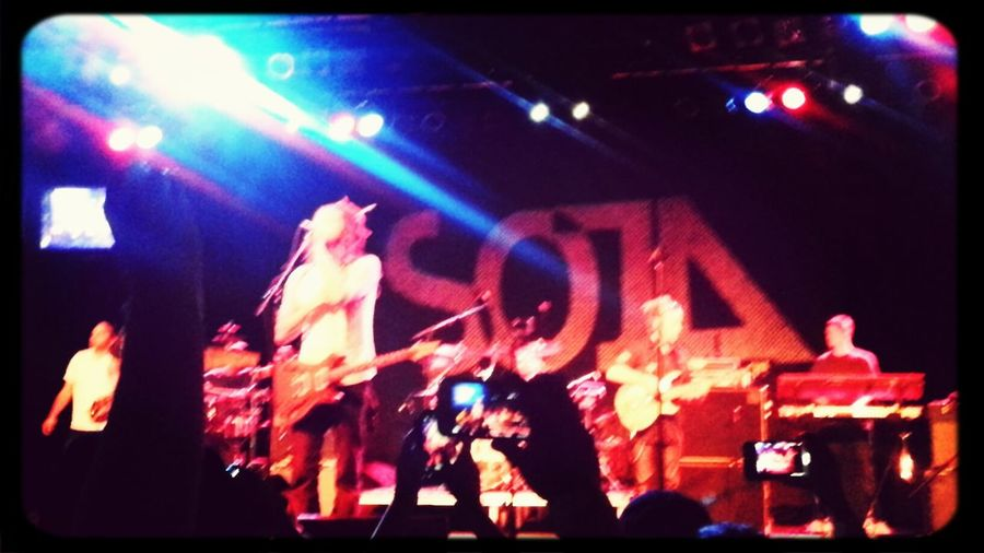 awesome show Soja