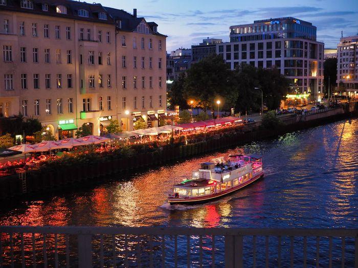 Berlin, Spree,