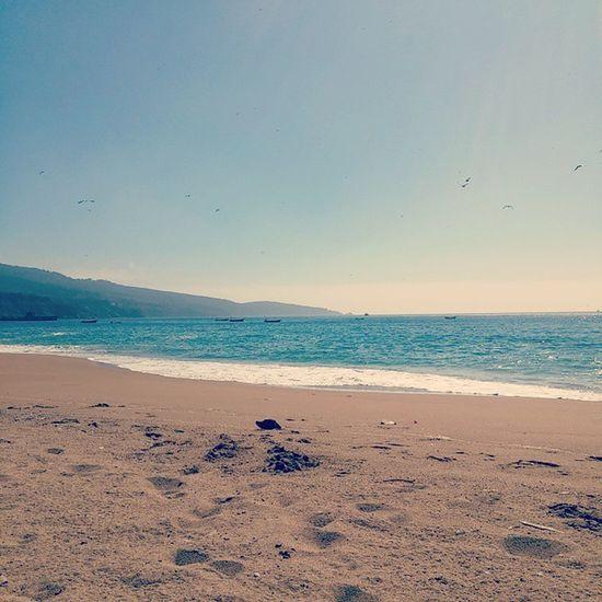 Esta playa es casi para mi el día de hoy :3