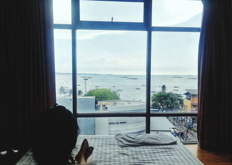 Sea view Window