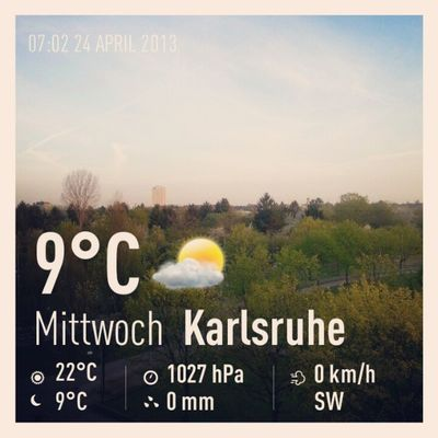 Weather Instaweather Instaweatherpro Androidonly androidnesia instagood Karlsruhe Deutschland Sierra