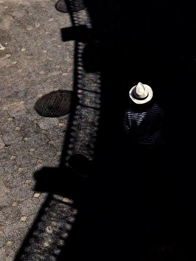光影 Iphoneonly IPhone IPhoneography Mobile Phone Shadow High Angle View Sunlight Nature No People Day Outdoors Street Lifestyles Body Part Ball Footpath Low Section Leisure Activity City Standing Shoe