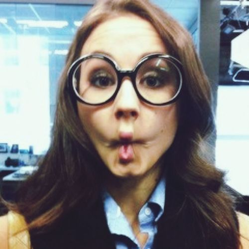 Troian Fish Mouth Glasses Mylove Myperfbaby