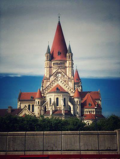 Austria Vienna, Austria Built Structure Architecture Building Exterior Building Sky Cloud - Sky History