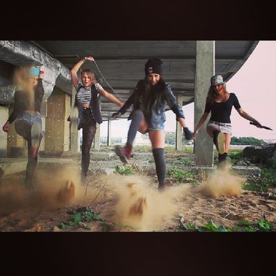 ChemicalSisters Dance  клипWOW