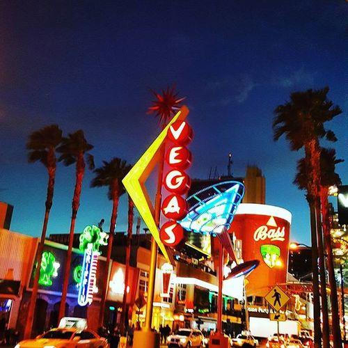 I <3 Vegas! Vegas  Favoriteplaces Neonlights