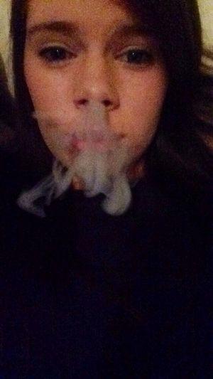 Life long smoker Dazed Smoke Up Blunt Blowing ✌✌