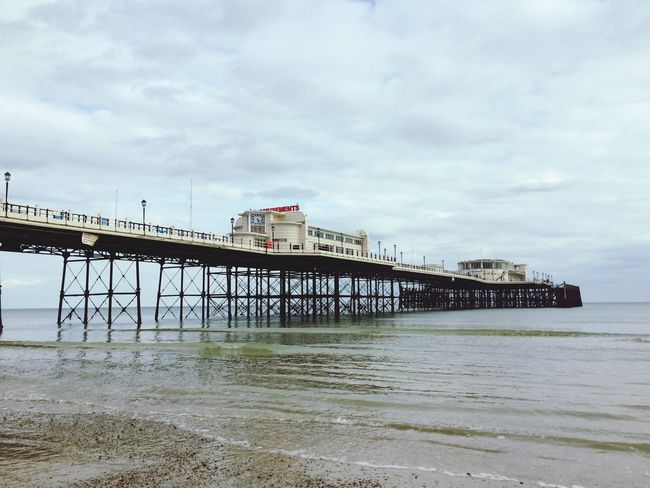 Worthingpier Worthing Beach Worthing Architecture Sea And Sky Sea And Sand Pier Seascape Seaside