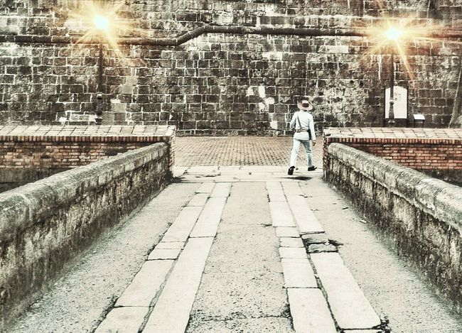 Macx Mobile Photography Philippines Photooftheday Architecture Old Police Leading Lines