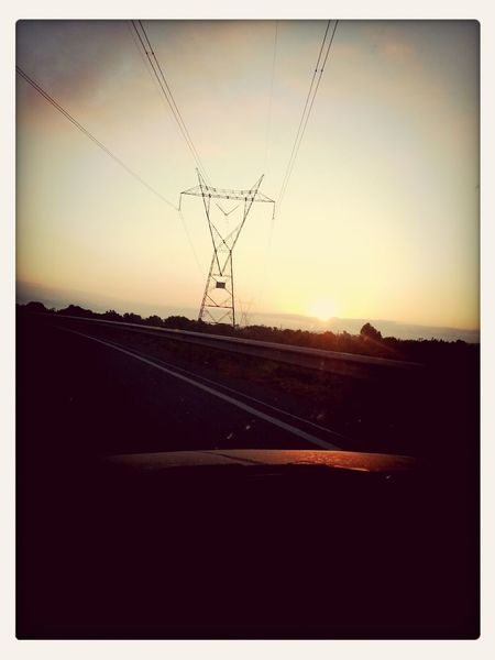 Gigantes por la carretera Gigantes Carretera Caminos Sombras
