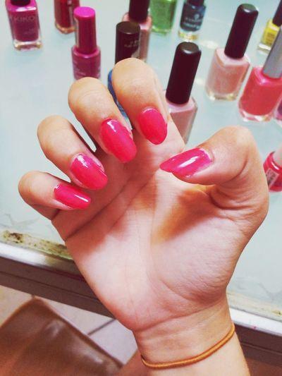 ???? Nails Pink Hobby