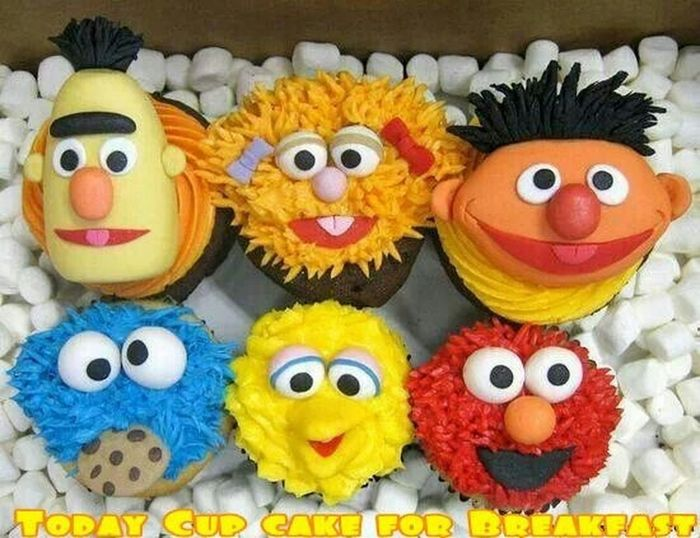 Cupcakes Cheese!