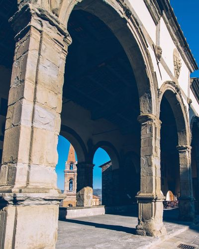 EyeEm Selects Arch History Architecture Travel Destinations Architectural Column Old Ruin Built Structure Triumphal Arch Day No People Outdoors Travel Bestoftheday EyeEm Best Shots Italianeography Monumental Buildings Architecture_collection