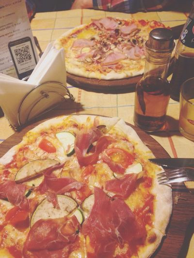 Pizza Food Dinner Eating